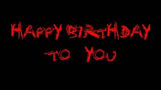 Happy Birthday Ramona Grindcore Core Version
