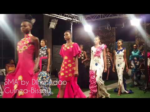 Finale Runway Show Day 3 of Accra Fashion Week Events