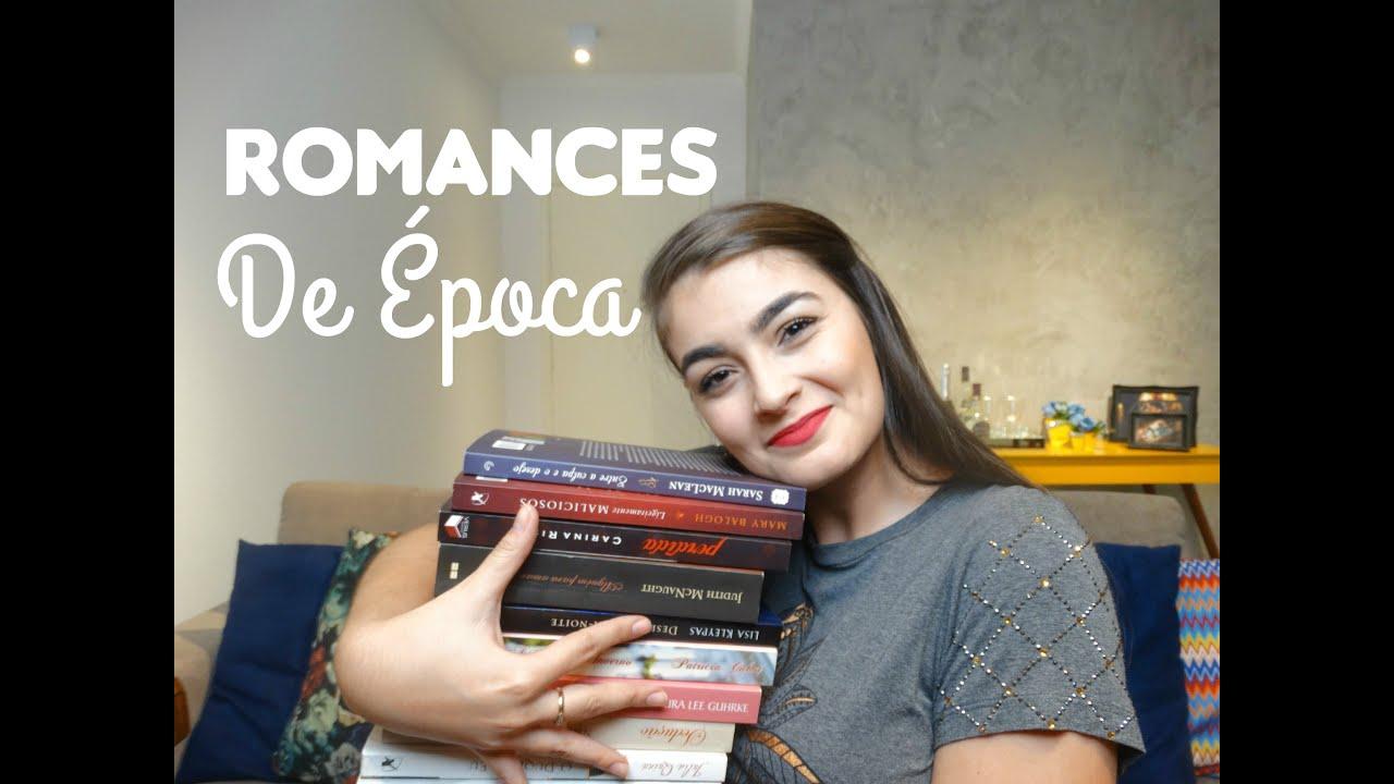 Os Melhores Romances de Época (ou Históricos) | Livros