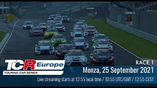 2021 TCR Europe | Round 11 | Monza