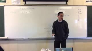 Expand & Simplify Basic Algebraic Expressions