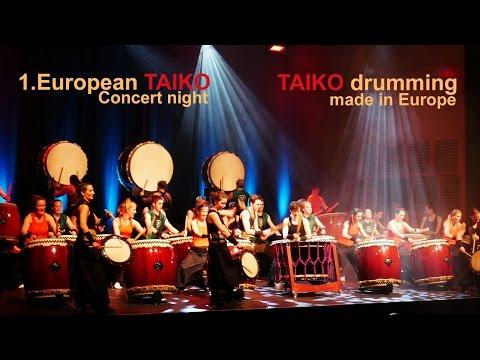 1. European TAIKO Concert night with Feniks-Taiko, Kagemusha-Taiko & Wadokyo