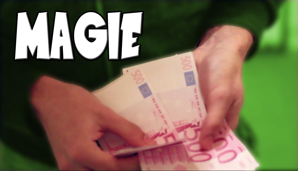 tour de magie 6 bouts de papier