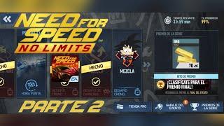 Need For Speed No Limits Android Jaguar XJ220 Dia 7 Desafio Parte 2