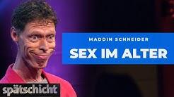 Sex im Alter: Maddin Schneider gibt Liebes-Tipps für Männer! | SWR Spätschicht