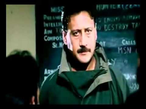 Border 1997 DVD Print Old Super Hit Hindi Movie Part 13