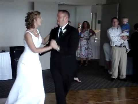 Todd and Christy's First Dance