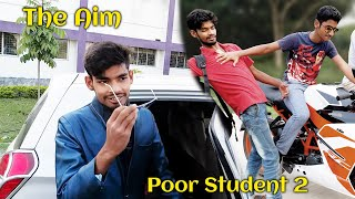 The Aim-A True Story Of A Poor Student| Educational Story| Sad Story| Emotional Story| #Desi_Kalakar