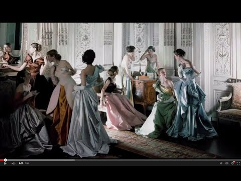 """""""CHARLES JAMES - BEYOND FASHION"""" Exhibition at Metropolitan Museum of Art New York by FC"""
