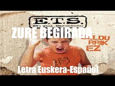 Zure Begirada (En Tol Sarmiento) Euskera-Español