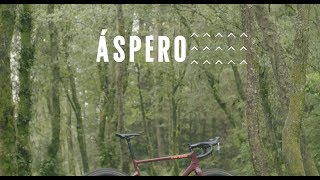 Áspero | About our latest gravel bike
