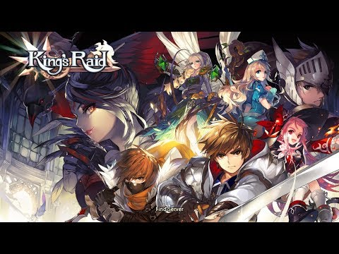 [Speed Hack] King's Raid Hack Demo for iOS/iPhone