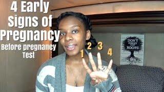 Detect pregnancy before pregnancy test