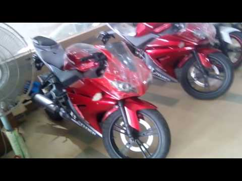 Bennett 150 EEC / XGJAO XGJ250 (Maf Motor, Karwan Bazaar, Dhaka)