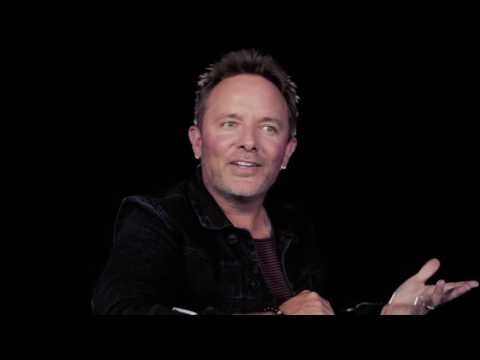 "Chris Tomlin - Up Close And Personal - My Wife Discovered ""Good Good Father"""