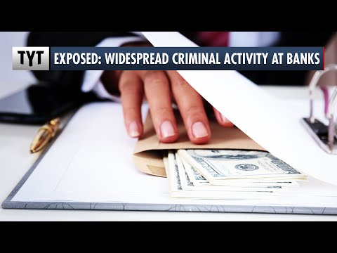 BOMBSHELL Report Exposes Massive Criminal Activity Of World's Biggest Banks