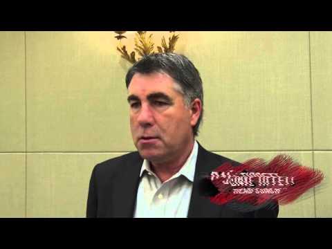 Head Coach Dave Tippett – Coyotes vs Sharks
