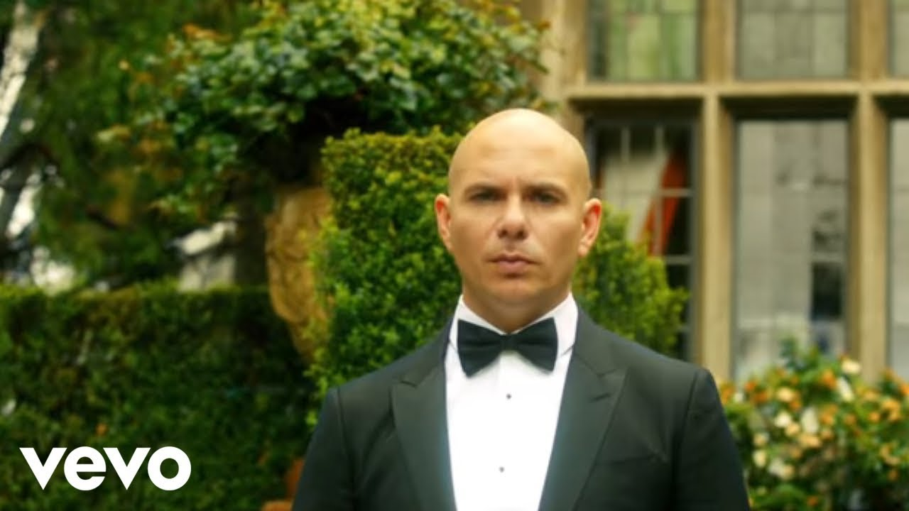 Pitbull - Wild Wild Love ft. G.R.L. (Official Video)