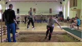 Отборочные соревнования на Первенство СПб