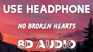 Bebe Rexha - No Broken Hearts (8D AUDIO) Feat. Nicki Minaj