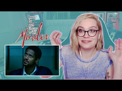 """How To Get Away With Murder Season 3 Episode 7 """"Call It Mother's Intuition"""" REACTION!"""