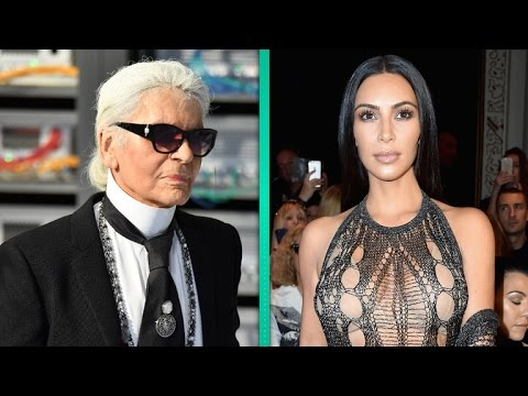 Karl Lagerfeld on Kim Kardashian's Robbery: 'You Cannot Display Your Wealth and Then Be Surprised'
