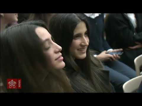 Pope Francis - Paul VI Hall - Audience 2019-04-13