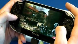 ps vita resistance gameplay
