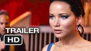 The Hunger Games: Catching Fire  Theatrical Trailer  2013  Hd
