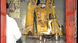 Witness aarti from Dadg Devi temple