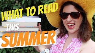 5 Books To Read This Summer | #BookBreak