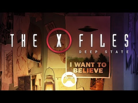 The X-Files: Deep State Android / iOS Gameplay