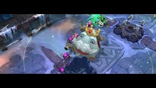 Legend of the Poro King LCS Showmatch