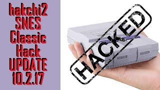 Hack snes classic