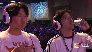 Tekken 7 - ROX Knee vs UYU JeonDDing - Combo Breaker 2018 - Winner Finals