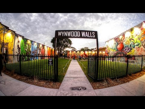 Art Miami: Wynwood Walls