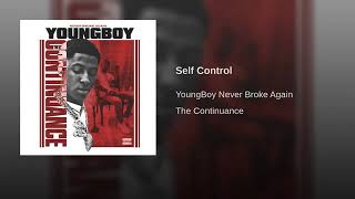 YoungBoy Never Broke Again - Self Control