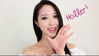 Girls' Generation-TaeTiSeo(태티서) ♥ Tiffany 'Holler' MV Inspired Makeup Thumbnail