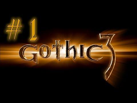 Прохождение Готика 3 - Часть 1 (Вот это встреча)