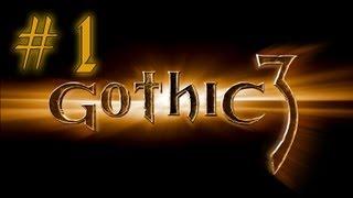 видео Прохождение Готика 3 (Gothic 3) - прохождение квестов, четвертая часть