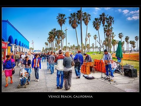 Venice Beach California- Worlds Craziest Beach
