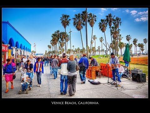 Venice Beach California- Worlds Craziest Beach