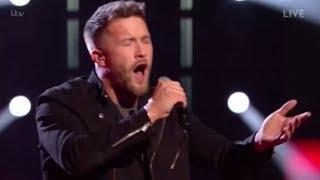 Gambar cover Matt Linnen: Get's a Simon Cowell STANDING OVATION For the Second Time! The X Factor UK 2017
