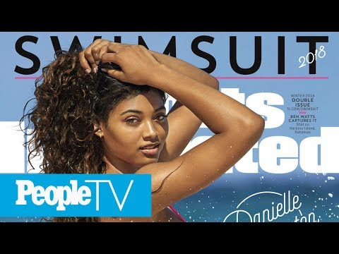 Who Is Danielle Herrington? What To Know About The Sports Illustrated Swimsuit Cover Star | PeopleTV