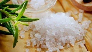 Соль. Лучшие рецепты для здоровья.