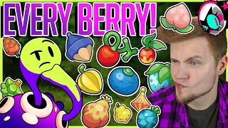 Reviewing EVERY Pokemon Berry! | Yes really: EVERY Berry Explained! | Gnoggin