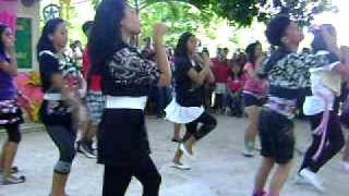 Alcoy NHS English Festival (Dance Number) KARA-Lupin