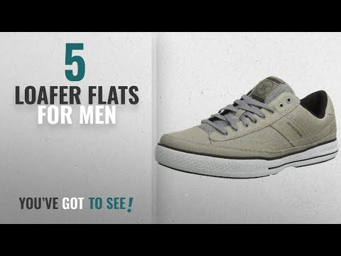 Top 10 Loafer Flats For Men [2018]: Skechers Arcade Chat MF, Men's Sneakers