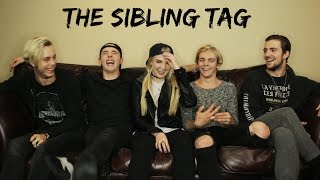 THE SIBLING TAG! Lynch Family Edition | Rydel Lynch