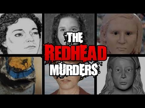 The Chilling REDHEAD Murders - UNSOLVED | Seriously Strange #106
